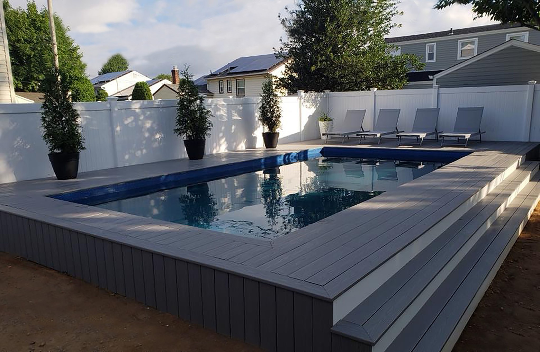 2019 Hercules On Ground Or Inground Aluminum Pool