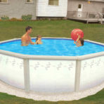 2018 Belize 30'X54″ Round (6in) Steel Pool CLOSEOUT $1,099.99
