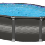 2018 18'X33'X54″ Oval NO BRACE Serenade (7in) Hybrid CLOSEOUT $2,199.97