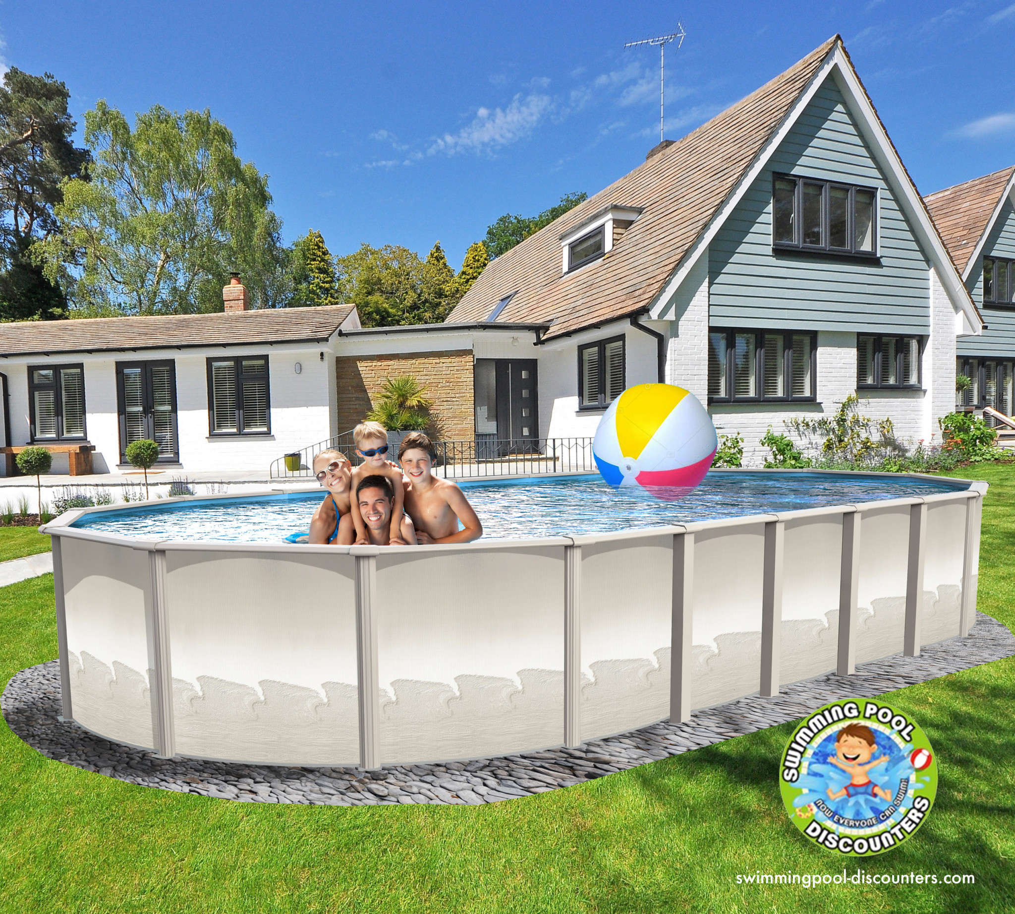 15 X26 X54 No Brace Resin Guard 7in Closeout With Free Goods Swimming Pool Discounters