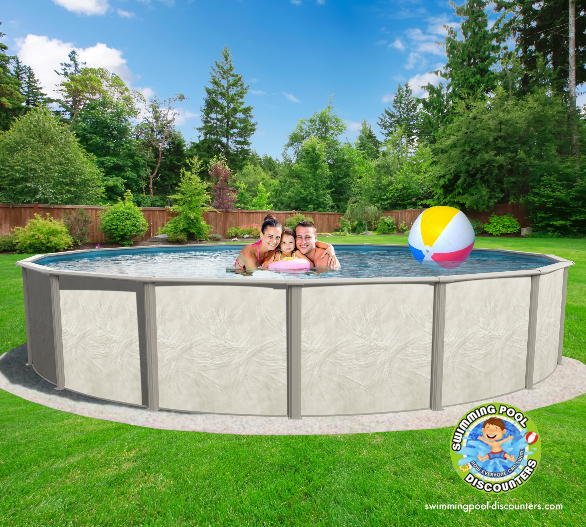 2019 27 x54 alumi shield 6in closeout with free goods - Swimming pool discounters ...