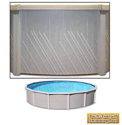 Swimming Pool Discounters 52 In Freedom Resin 7 In Frame Our 1 Pool