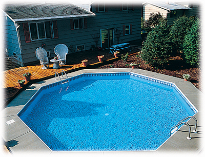 Swimming Pool Discounters In Ground Round Pools