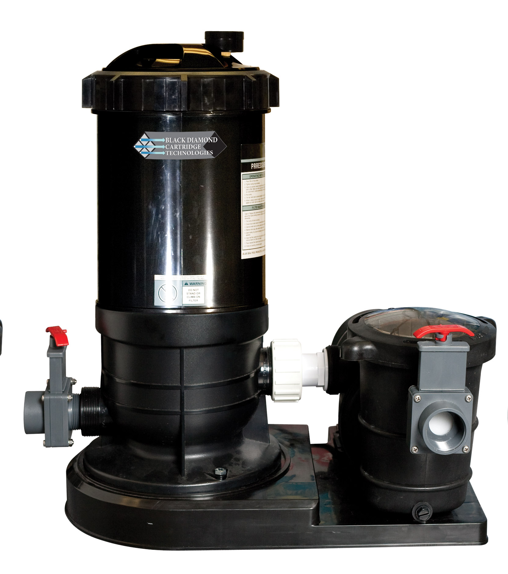 Pressure Cartridge Filters And Systems From Swimming