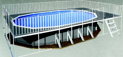 Swimming Pool Discounters Oval Promenade Deck Pools