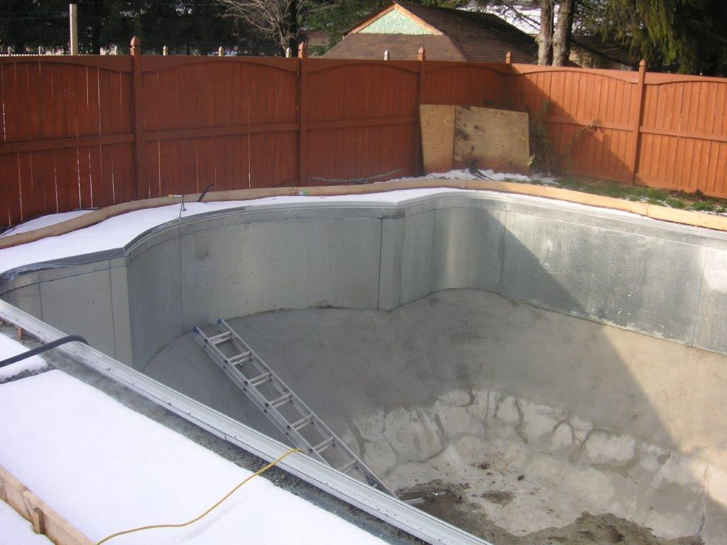 Swimming Pool Discounterssteel Wall In Ground Pool Kits From 4