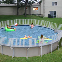 40% Off Above Ground Deck Pools | swimming pool discounters
