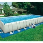 16′X32′X52″ Intex ULTRA FRAME Rectangular Pool Package $999.97