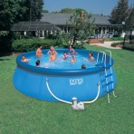 15′ X 48″ Intex EASY SET Pool Package CLOSEOUT $119.98