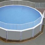 27′ X 52″ Round Deck Pool with Package CLOSEOUT $3999.99