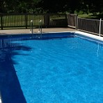16′ X 30′ Rectangular DEMO Pool with Package SOLD!!