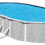 12′ X 24′ X 52″ Oval Oregon CLOSEOUT $1099.88