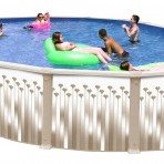 18′ X 45′ X 52″ Oval Rama with Package PREORDER $2997.87