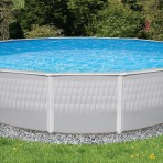 27'X52″ Round Hybrid Resin 2 (7in) CLOSEOUT $1,299.99