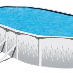 12'X20'X52″ Oval Oregon  CLOSEOUT $999.99