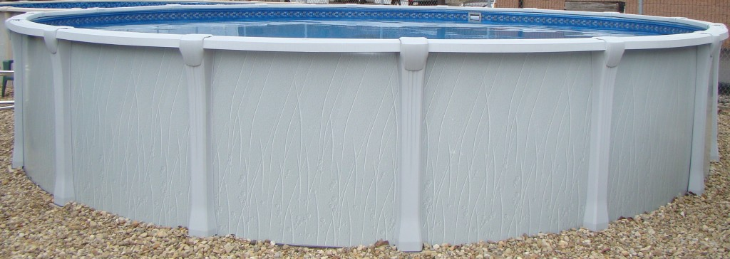 Swimming Pool Discounters 54 In Tradewinds Resin 8 In Frame