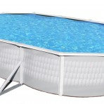 15′X30′X52″ Oval Southport (6in) CLOSEOUT $999.99