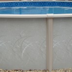 21'X52″ Round Freedom Resin (7in) CLOSEOUT $949.99