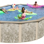 15'X30'X52″ Oval Freedom (7in) Resin CLOSEOUT $1,499.97