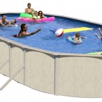 18'X33'X52″ Oval National (5in) CLOSEOUT $1,499.99