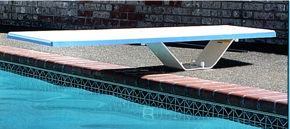 Frontier 2 Diving Boards | swimming pool discounters