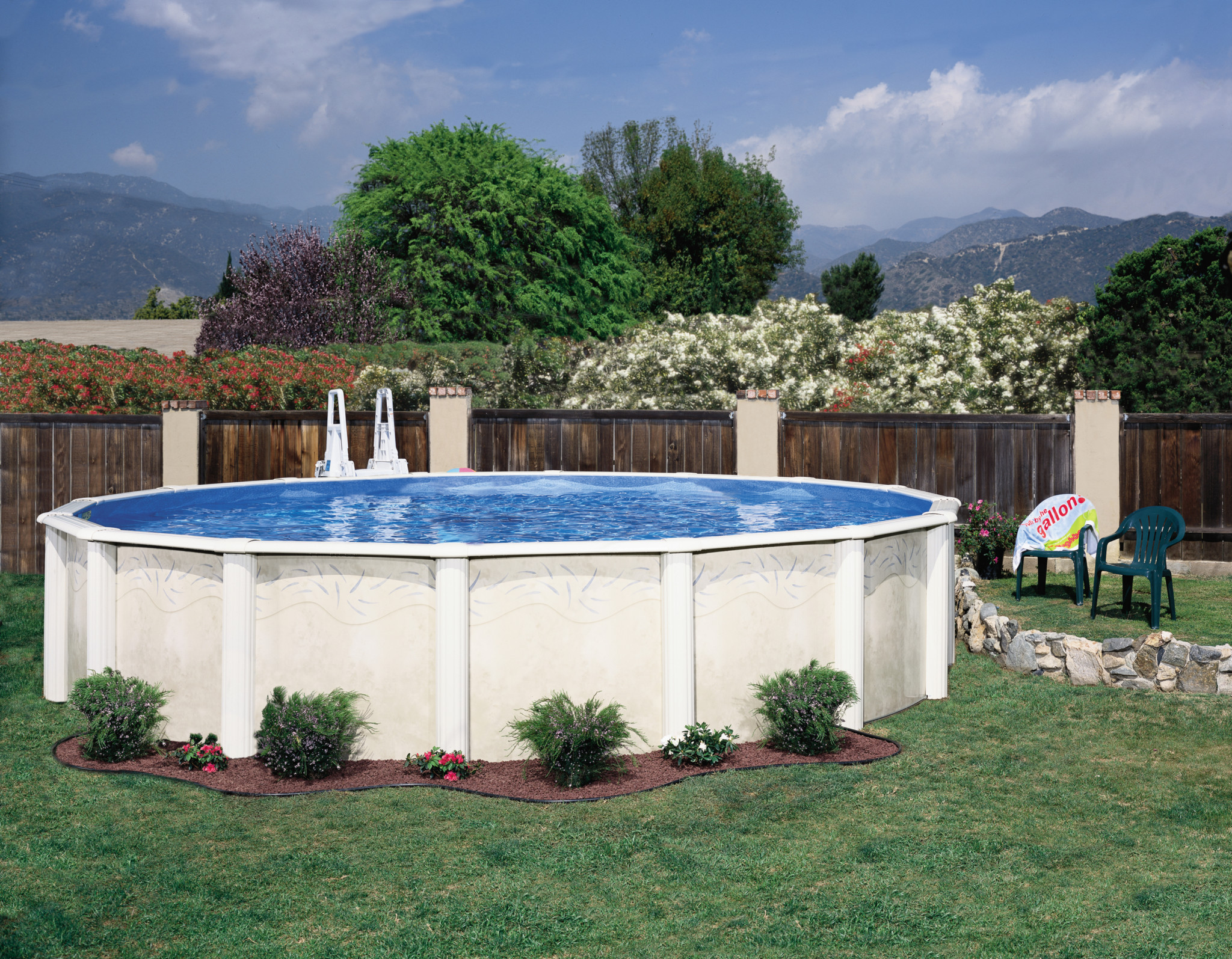 2019 Doughboy Desert Spring | swimming pool discounters