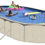 18'X33'X54″ OVAL Resin Guard (7in) CLOSEOUT $2,899.99