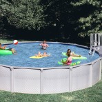 15'X52″ Round Deck Mate CLOSEOUT Pool & PACKAGE $2,299.97