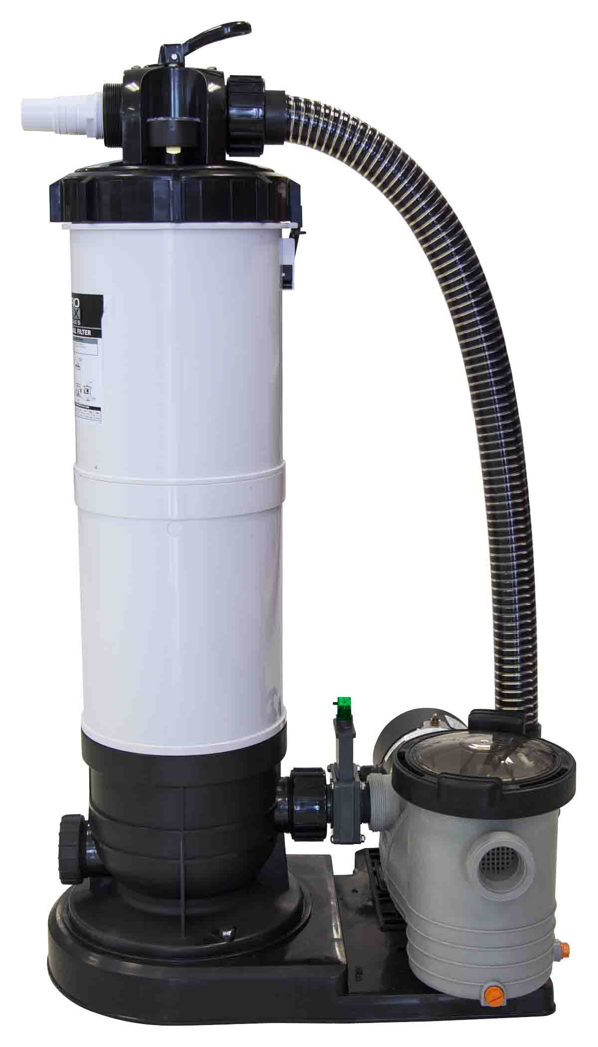 Power Clean De Filter System With Backwash Swimming Pool