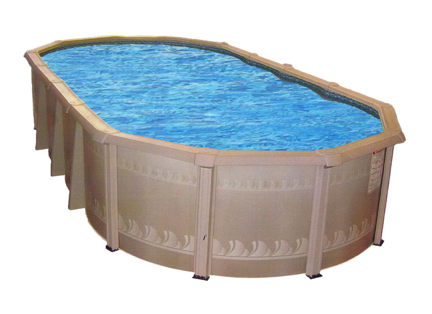2019 15\'X30\'X52″ OVAL WITH END DECK FACTORY BUY | swimming ...