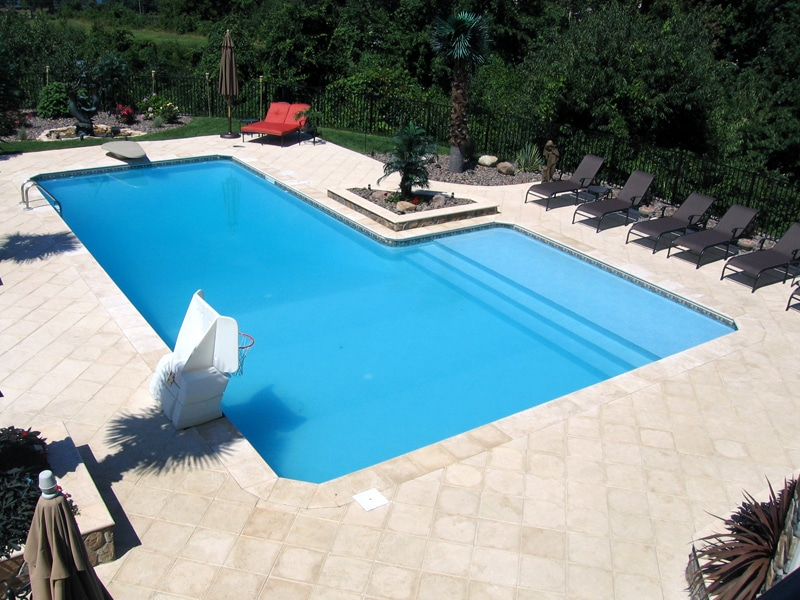 HYDRA Steel Wall In-Ground Pool Kits From $4,499.99 | swimming pool ...