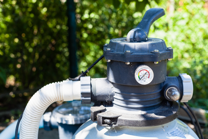 caring for your pool pump