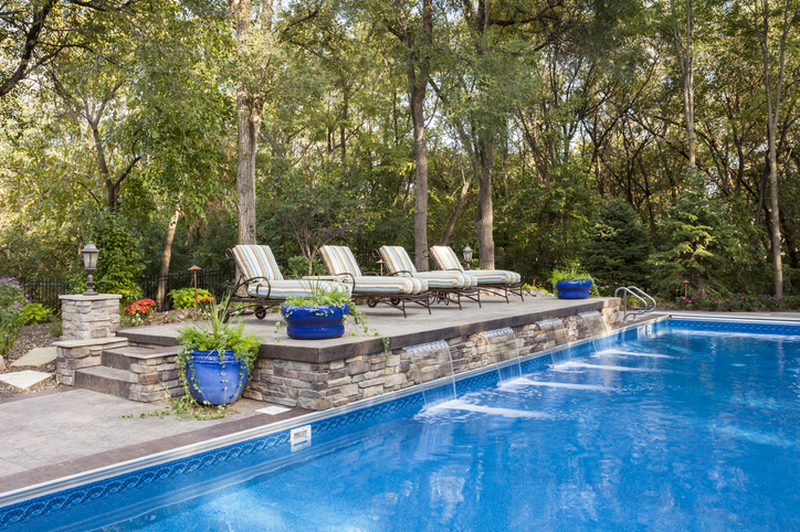 Inground Swimming Pools: Fiberglass vs. Vinyl vs. Concrete ...