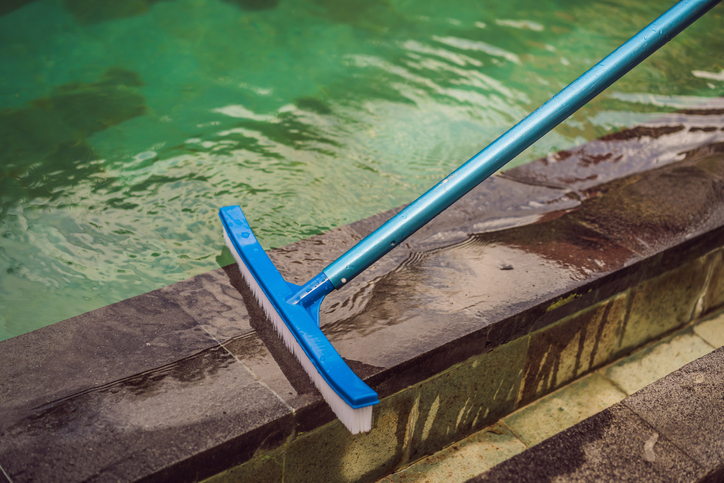 How to Remove Stains from Your Pool