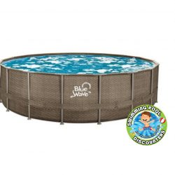 2021 Cocoa Wicker Wall Pools
