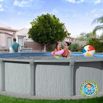 """Tradewinds 54"""" Above Ground Swimming Pool"""